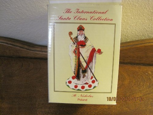 The International Santa Claus Collection St. Nicholas Poland by International Santa Claus Collection