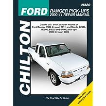 CHIL-TCC CHIL--TCC FRD RAN PU (Chilton's Total Car Care Repair Manuals)