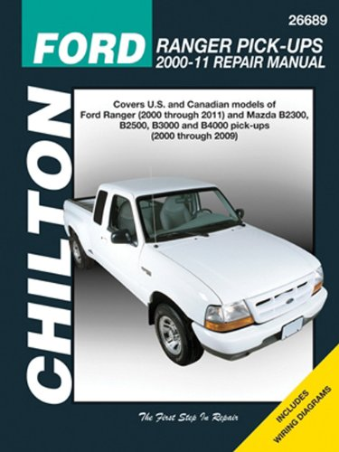 ford-ranger-pick-ups-2000-11-mazda-b-series-pick-ups-chilton-automotive-manual-haynes-automotive-rep