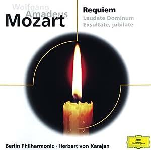 Mozart: Requiem / Laudate Dominum / Exsultate