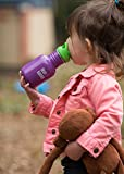 Klean Kanteen Edelstahl Kinderflasche mit Sport Cap 355 ml, Brushed Stainless, 8020007 - 7