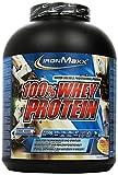 IronMaxx 100% Whey Protein / Whey Eiweißpulver auf Wasserbasis / Proteinpulver mit Schoko-Kokos Geschmack / 1 x 2,35 kg Dose