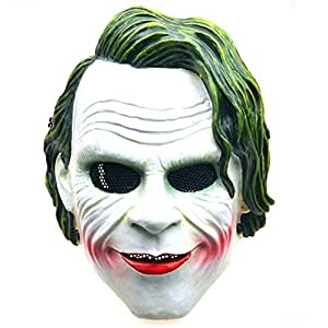 joker paintball mask