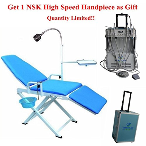 gree-loy-dental-turbina-unit-mano-piece-air-compressor-4h-and-new-portable-chair-by-bestdental-