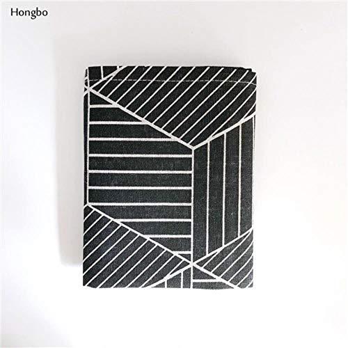 OLDK Hongbo 1 Piezas Tela Escocesa algodón Mantel