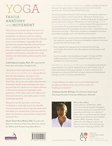 Zoom IMG-1 yoga fascia anatomy and movement