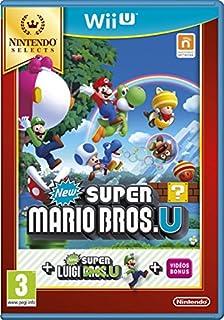 New Super Mario Bros. U - Nintendo Selects (B01CYJLERC) | Amazon price tracker / tracking, Amazon price history charts, Amazon price watches, Amazon price drop alerts