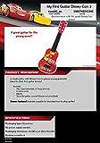 Lexibook - K200dc - Ma Première Guitare - Disney Cars