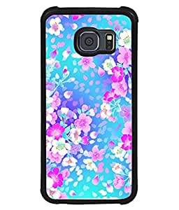Fuson Designer Back Case Cover for Samsung Galaxy S6 Edge+ :: Samsung Galaxy S6 Edge Plus :: Samsung Galaxy S6 Edge+ G928G :: Samsung Galaxy S6 Edge+ G928F G928T G928A G928I (pair of tiger lion leopord smiling)