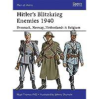 Hitler's Blitzkrieg Enemies 1940: Denmark, Norway, Netherlands