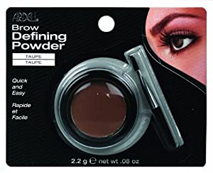 Ardell Brow Defining Powder Taupe (3-Pack).