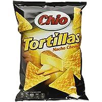 Chio Tortilla Chips Nacho Cheese, 10er Pack (10 x 125 g)