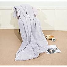 Manta de cama de piel sintética Sherpa Lana Acogedor Manta de oso de peluche
