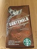 STARBUCKS Guatemala Antigua 100% Arabica Kaffee Bohnen Medium (Harmonisch, sanft und intensiv), 1er Pack (1 x 250g Kaffeebohnen)