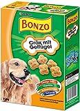Bonzo Cräx Hundesnack Geflügel, 8er Pack (8 x 500 g)