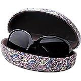 Mujer funda rígida para gafas de lujo de madera para lesebrille Sonnenbrille Outdoor