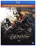 Conan The Barbarian [Blu-Ray 3D] [Region B] (English audio. English subtitles)
