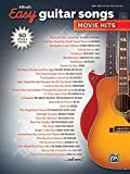#6: Alfred's Easy Guitar Songs Movie Hits: 50 Songs and Themes