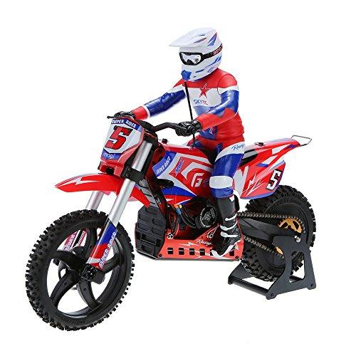 GoolRC SKYRC SR5 1 4 Skala Dirt Bike Super Stabilisierende Elektro RC Motorrad Brushless RTR RC Spielzeug