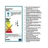 Heitronic LED Außenwandeinbauleuchte LED WANDEINBAULEUCHTE DUNA Graphit IP65 | LEDs fest verbaut 5W | 35289