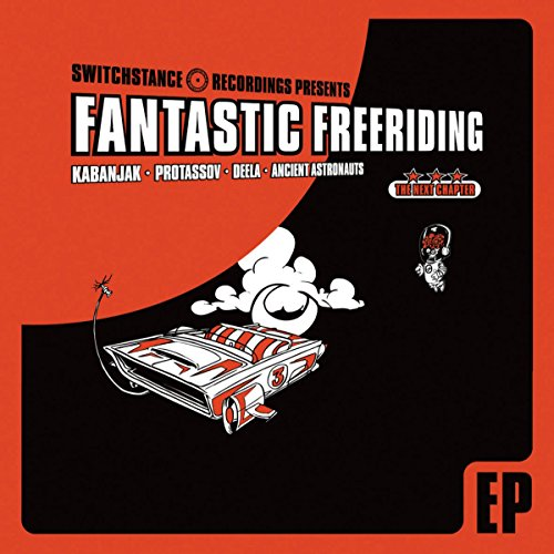 Fantastic Freeriding - The Next Chapter EP (12'')