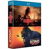 Godzilla + Kong : Skull Island
