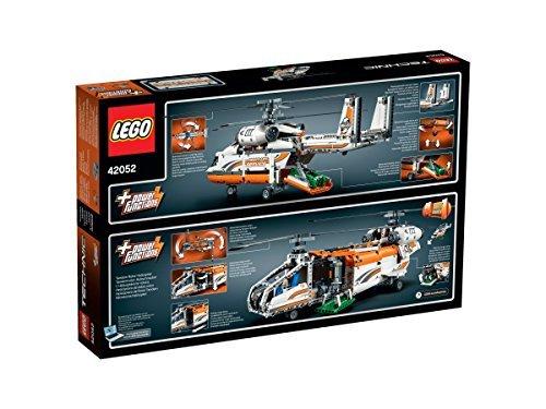 Preisvergleich Produktbild Lego Technic 42052 - Schwerlasthubschrauber, Bau- und Konstruktionsspielzeug