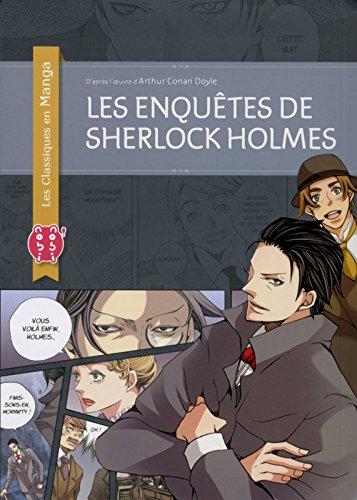 Les enquêtes de Sherlock Holmes Edition simple One-shot