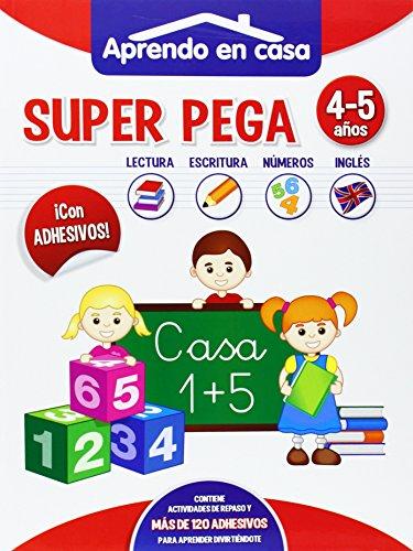 Super Pega. 4-5 Años