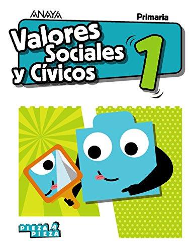 Valores sociales y cívicos 1 (pieza a pieza)
