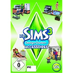 Die Sims 3: Design-Garten-Accessoires Add-on [Instant Access]