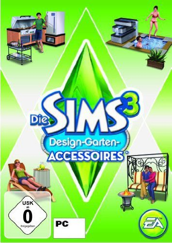 Die Sims 3 DesignGartenAccessoires Addon