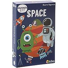 SPACE - el juego creativo sobre aventuras espaciales - Colección InventaKIT
