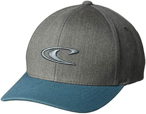 O'Neill Men's Clean and Mean Stretch Fit Hat Clean Stretch-cap