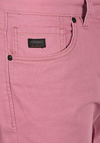 PRODUKT Fredo Herren Shorts kurze Hose Bermuda aus 100% Baumwolle Mesa Rose