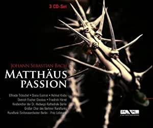 Matthaus Passion (3CD)