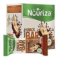 Nouriza Snack Bar, 10 Piece(s)/ Pack Choco Almond