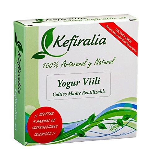 Fermento de Yogur Vilii, Cepa Tradicional
