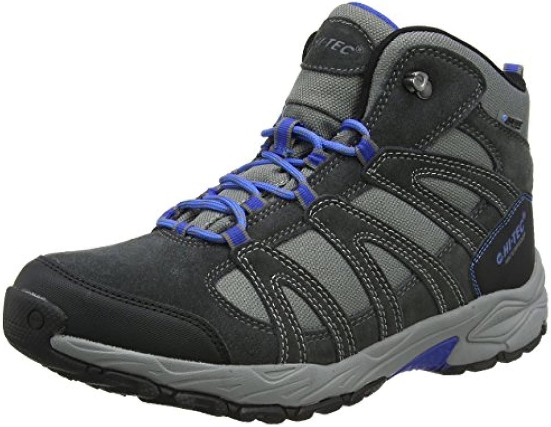 Herren ECHT LEDER Trekking  Wanderstiefel Outdoorstiefel Jagdstiefel Allterrain Schuhe Boots Gr. 4345 WASSERDICHT