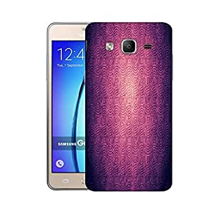 Snoogg Abstract Design Designer Protective Phone Back Case Cover For Samsung Galaxy On5 Pro