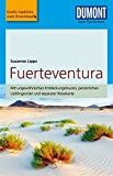 DuMont Reise-Taschenbuch Reiseführer Fuerteventura: mit Online-Updates als Gratis-Download - Susanne Lipps-Breda