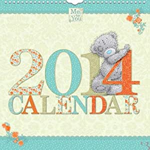 Calendar/Calender 2014 ~ ME to YOU ~ One Month View