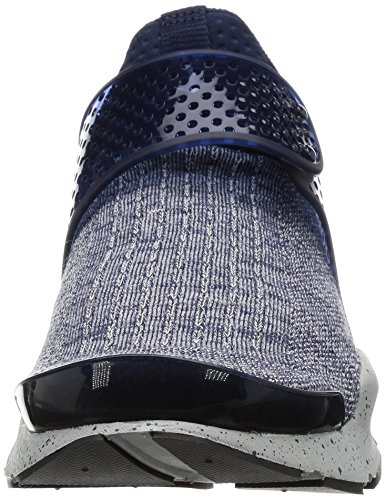 Nike 859553-400, Sneakers trail-running homme Bleu