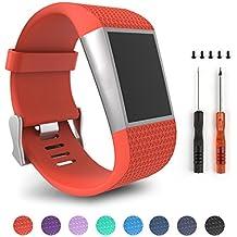Pour Fitbit Surge, Sangles de bandes de remplacement pour Fitbit Surge suivi d'activité