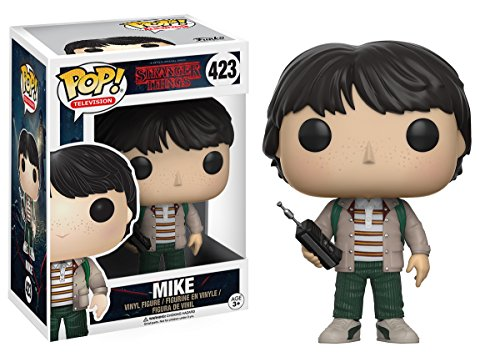 Funko Pop Mike Stranger Things (423) Funko Pop Stranger Things