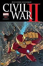Civil War II nº2 de Brian M. Bendis