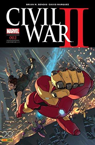 Civil War II nº2