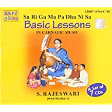 Basic Lessons In Carnatic - S. Rajeswari