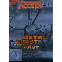 DVD-Metal Blast From The Past