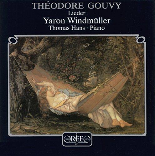 Théodore Gouvy : Lieder. Windmüller, Hans.